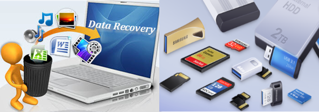Recover Data Files